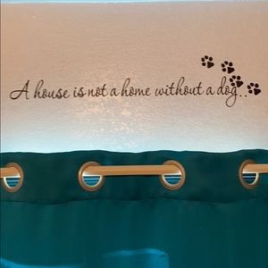 """""""A house is not a home"""""""